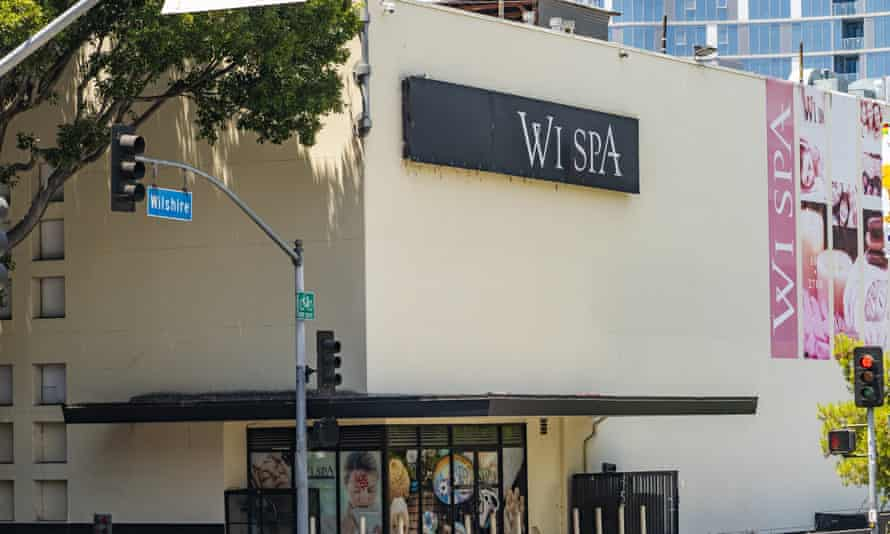 The Wi Spa in Los Angeles.