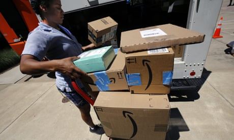 Accidents at Amazon: workers left to suffer after warehouse