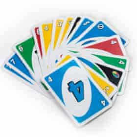 Run out of conversation? There's always Uno.