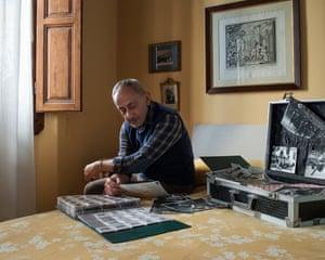 Giovanni Rodella, 66: Florence, Tuscany