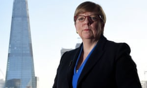 Alison Saunders, the director of public prosecutions