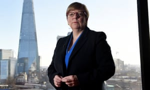 The director of public prosecutions, Alison Saunders