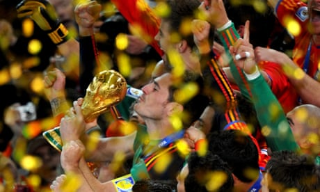 Farewell Iker Casillas, the saint who brought us saves, tears and clashes | Barry Glendenning