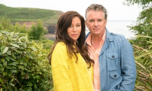 Jessie Wallace and Shane Richie, aka Kat and Alfie; now in podcast form.