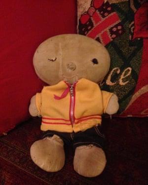 Saskia's doll, Annie