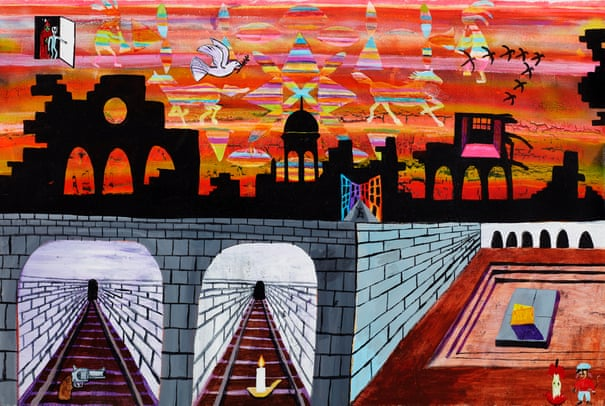 Artist Joe Roberts: 'The psychedelic experience is an