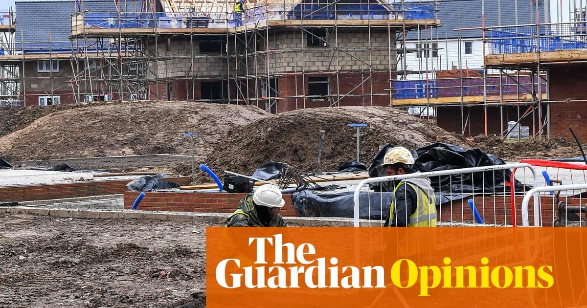 Boris Johnson's planning reforms could turn southern England into urban sprawl