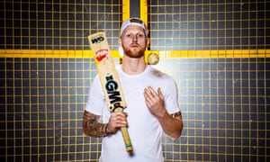 Ben Stokes has said he 'cannot wait' to race for Red Bull this weekend and is putting in practice at home.