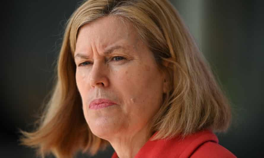 Former colleagues have described Dr Kerry Chant as honest and uninterested in politics, which might explain her longevity in the role of NSW chief health officer