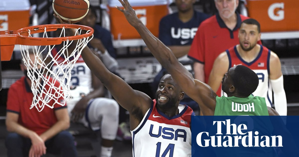 USA men's basketball team shocked by Nigeria in first pre-Olympics exhibition