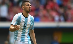 Jonathan Calleri has scored 39 goals in 29 appearances in the last two seasons.