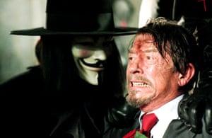 V for Vendetta, 2005