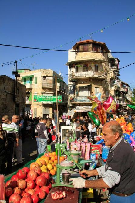 The annual 'Festival of Festivals' marks Hanukah, Christmas and Eid al-Adha.