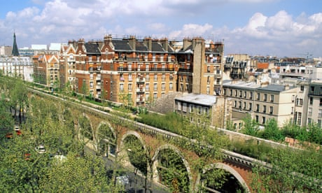 A magical, green walk along Paris's Promenade Plantée