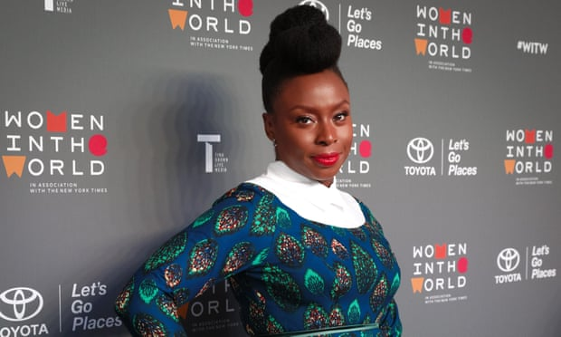 Chimamanda Ngozi Adichie Accepts PEN Pinter Prize With Call To Speak Out by Alison Flood for The Guardian