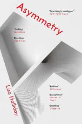 Asymmetry by Lisa Halliday - book cover