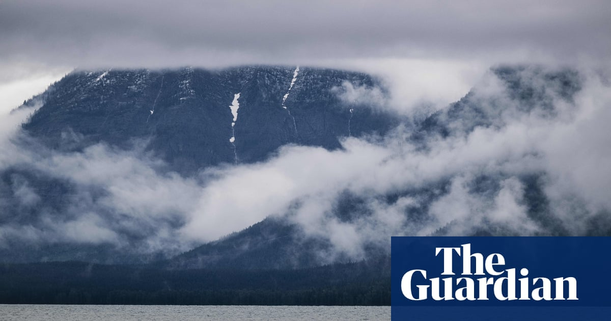 Top US scientist on melting glaciers: 'I've gone from being an ecologist to a coroner'