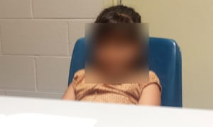 The five-year_old asylum seeker (who cannot be identified) has post traumatic stress disorder.
