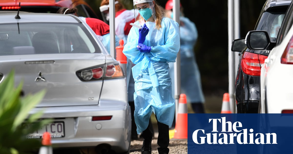Hundreds of health workers in isolation as Delta hits Australian state of Queensland - the guardian