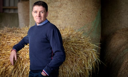 Barry Geraghty, who retired in March at the age of 40, says: 'I can appreciate there's life after racing.'