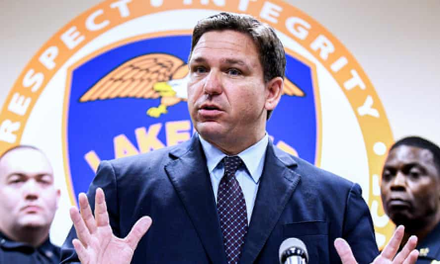 DeSantis said on Wednesday he was confident the state would prevail. The matter could ultimately be decided by the Florida supreme court.