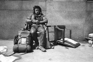 Tehching Hsieh, One Year Performance 1981-1982