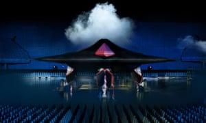 BAE Systems's Taranis stealth aircraft