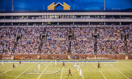 Chattanooga FC  have a strong local following