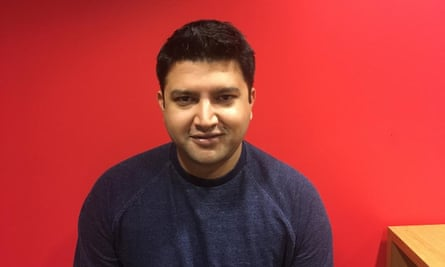 Karthik Sridhar: 'I'm trying to create jobs here. Everything is up in the air now … We didn't know there was going to be complete disdain for existing rules and regulations and policies.'