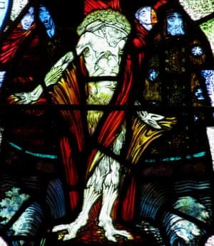 Judas, from Honan Chapel, University of Cork.