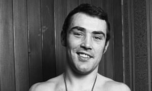 Alan Minter won Olympic bronze at the 1972 Olympics and became middleweight world champion eight years later