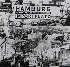 Hamburg, 1929 by César Domela-Niewenhuis