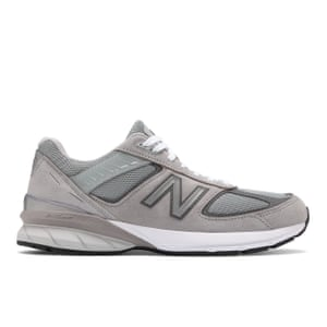 Rejuvenation of 990vNew Balance has updated its popular 990v, originally released in 1982. The understated suede and mesh version, the 990v5, with its contemporary silhouette, also comes in navy and black. £180, newbalance.co.uk