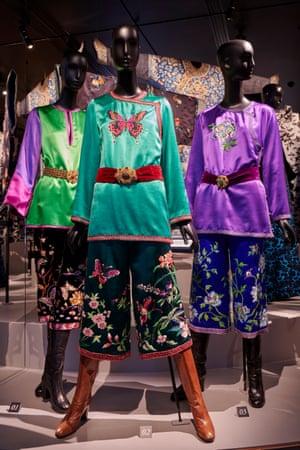 Inside Yves Saint Laurent: Dreams of the Orient.