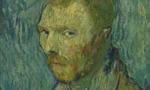 A detail from the newly authenticated Vincent van Gogh work, completed in 1889.