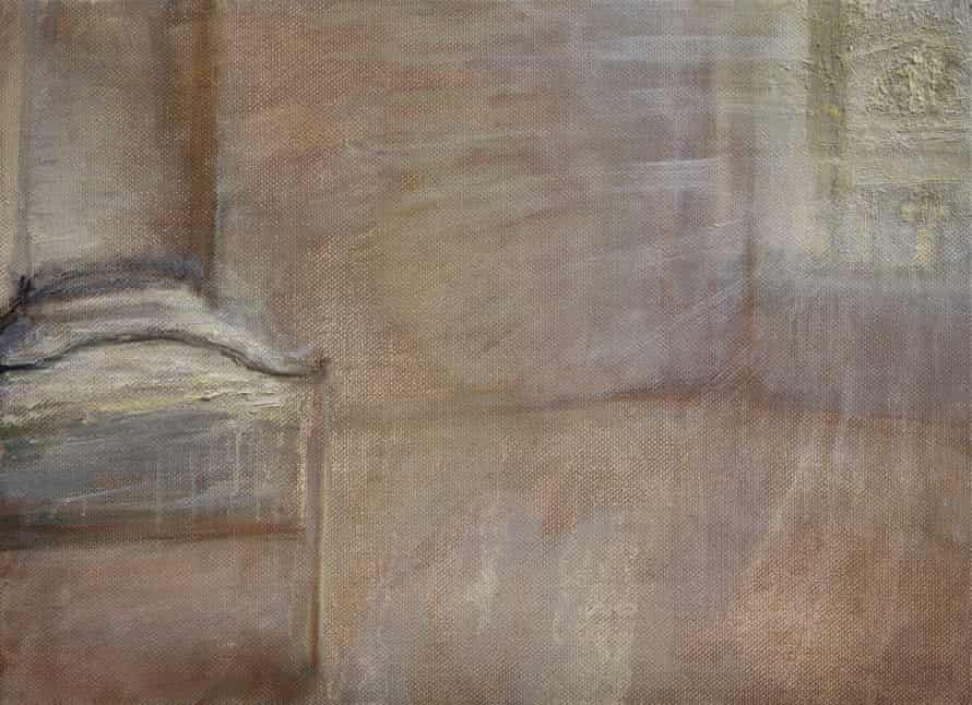 Room Opposite the British Museum, 2016 by Celia Paul.