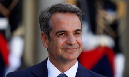 The Greek prime minister, Kyriakos Mitsotakis, in Parislast month asked President Emmanuel Macron for the return of part of the Parthenon frieze and won an unexpectedly positive response.