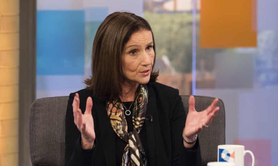 Carolyn Fairbairn, head of the CBI