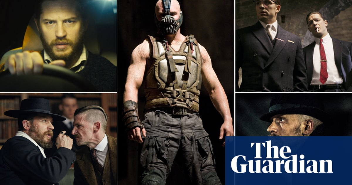 Ranking the accents of Tom Hardy: cockney, Welsh, or ...