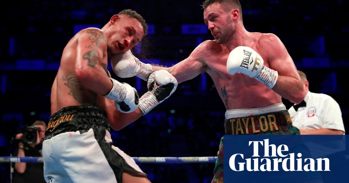 Josh Taylor beats Regis Prograis in epic World Boxing Super Series final