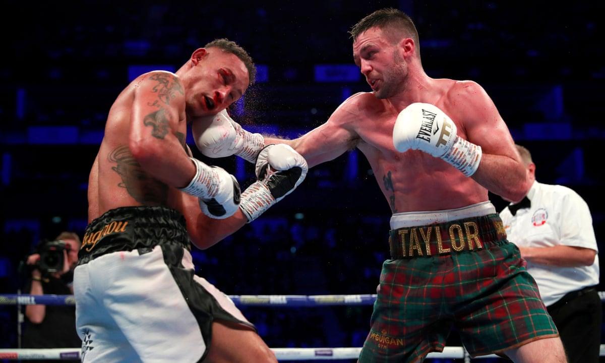 Josh Taylor beats Regis Prograis in epic World Boxing Super Series final |  Boxing | The Guardian