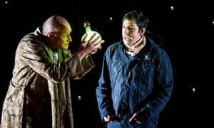 Steven Page and Nicholas Sharratt in Scottish Opera's  The Devil Inside.