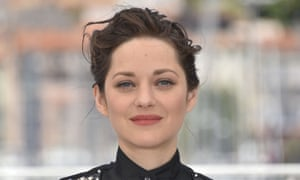 Marion Cotillard, who has been put forward to receive France's highest honour, the Légion d'Honneur.