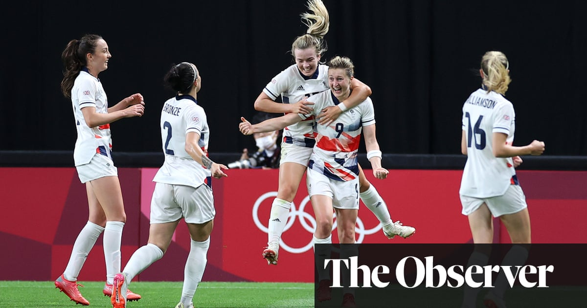 Olympics: Ellen White sends Team GB to knockouts with winner against Japan