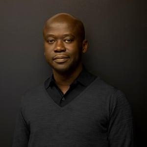 Creative force … David Adjaye.