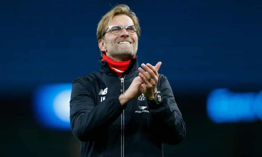 Jürgen Klopp says his primary motivation as a football manager is not winning trophies but rather living in the moment
