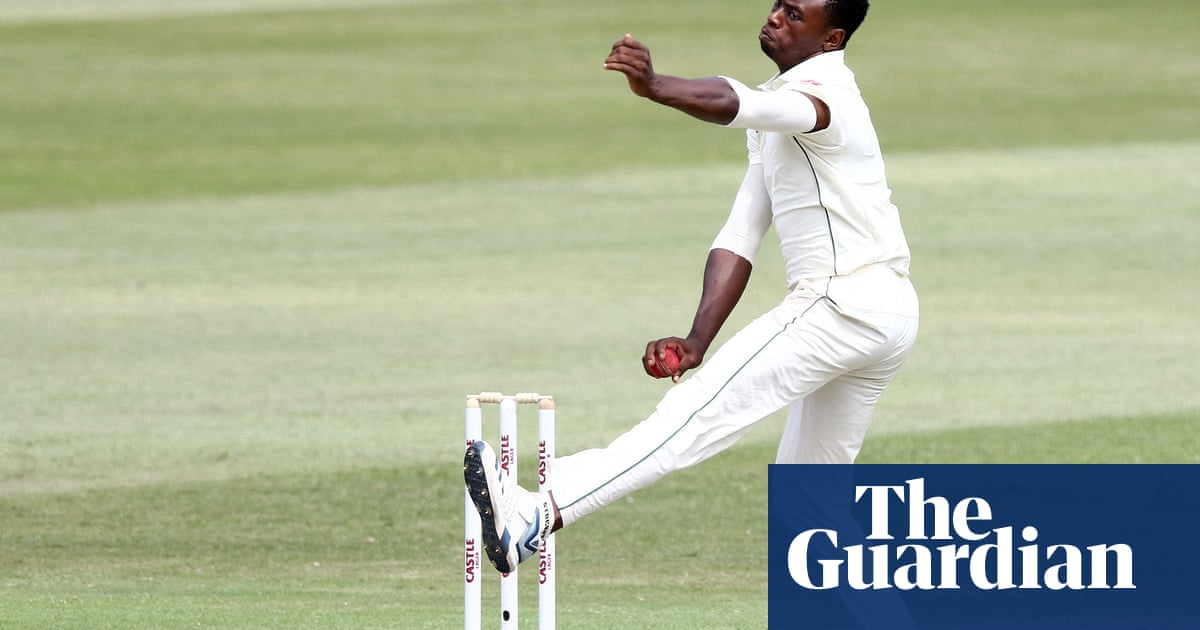 Kagiso Rabada: 'I've lost control in the past but I'm more mature now'