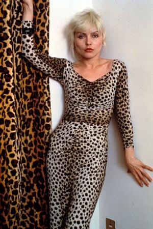 Animal power: Debbie in 1979