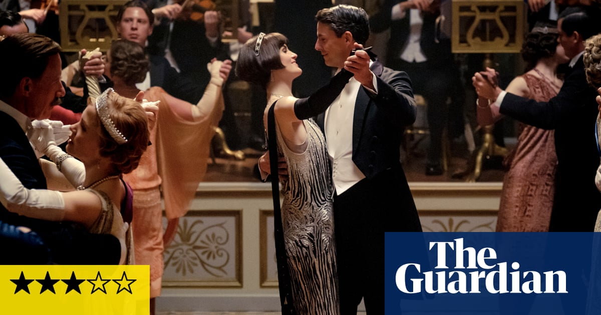 Downton Abbey review – ridiculous, vanilla-flavoured fun | peter bradshaws film of the week