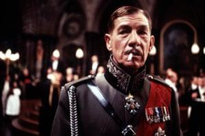 Ian McKellen in the film Richard III, 1995